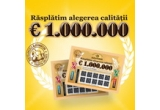 1 x masina Great Wall Steed 5, 20 x televizor LCD, 1 x 1.000.000 euro, 10 x 100.000 euro, 100 x 10.000 euro, 1000 x 1.000 euro, 10000 x 100 euro, 88889 x 10 euro