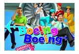 2 x doua invitatii duble la piesa de teatru 'Boeing Boeing'
