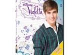 20 x premiu Disney constand fie intr-un tricou Violetta fie intr-un DVD cu un episod din primul sezon al serialului Disney: Violetta