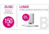 402 x tableta Alcatel One Touch Tab 7 HD, 3015 x voucher Clickshop de 50 RON/ 100 RON/ 150 RON/ 200 RON, 6 x HOME CINEMA Samsung HTHS5200, 6 x HOME CINEMA Panasonic KITSC-HTB527,6 x TV SAMSUNG UE28F4000, 6 x TV SAMSUNG UE19F4000,