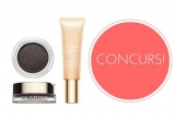 1 x fard de pleoape Clarins Ombre Matte + baza care fixeaza machiajul Clarins Instant Light Eye Perfecting Base