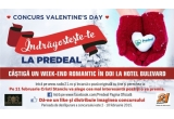 1 x weekend romantic la Predeal