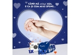 10 x kit Nivea Love, 1 x aparat foto Polaroid Socialmatic