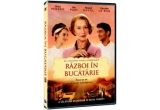 """1 x DVD cu filmul """"Razboi in bucatarie"""""""