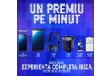 42.000 x bricheta metalice antivant inscriptionate Winston, 56.000 x pachet de tigarete Winston, 1500 x boxa portabila Philips BT100B/00, 1050 x casti Sony MDR-ZX310, 250 x tableta Samsung Galaxy Tab Pro T325, 70 x smartphone Samsung Galaxy S5, 1 x excursie la Ibiza si acces la petrecerile din Ibiza pentru 4 persoane