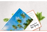 1 x excursie la Palm Springs in California, 2 x voucher Orsay in valoare de 500 ron, 10 x set oferit de ORSAY