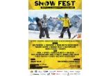 1 x vacanta la Snow Fest in Franta