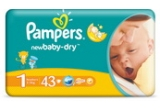 15 x premiu constand in scutecele Pampers Active Baby