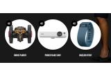 4 x proiector Sony, 4 x drona Parrot, 4 x bratara Fitbit