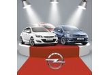 3 x masina Opel Astra 5 uși Business Edition 1.4i, 560 x card de carburant MOL Blue de 200 ron
