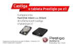 31 x tableta Prestigio MultiPad 7.0 Prime Duo 3G