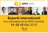 "6 x invitatie gratuite la evenimentul ""GPeC E-Commerce Summit 2015"""