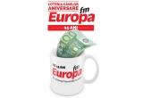 305 x 100 euro, zilnic 5 pachete cu doua cani aniversare Europa FM