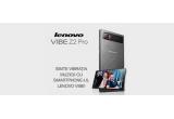 2 x smartphone Lenovo Vibe Z2 Pro, 10 x voucher Flanco in valoare de 200 lei