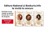 1 x pachet de carti de dragoste oferit de Editura National