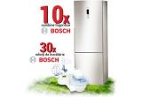10 x combina frigorifica Bosch KGV36UL 30, 30 x robot de bucatarie Bosch MUM4655EU