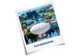 1 x vacanta la parcul viitorului – Futuroscope din Franta, 30 x bratara Fitbit Flex Activity and Sleep