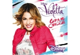 "5 x CD original ""Violetta – Gira mi cancion"" de la Disney Channel"