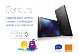 1 x tableta Lenovo Tab 2