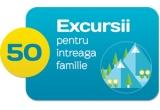 50 x pachet turistic Paralela 45 de 3000 ron, 2500 x card cadou eMAG de 200 ron