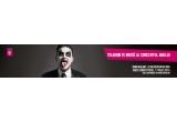 20 x doua bilete la concertul Robbie Williams de la Bucuresti din data de 17 iulie