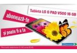 1 x tableta LG G Pad V500