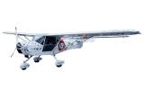 1 x avion ultrausor cu 2 locuri Apollo Fox, 200 x doua invitatii (abonament pentru toate zilele) la festivalul Airfield