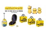 7 x invitatie dubla la filmul Minionii la Movieplex Plaza Romania din Bucuresti, premii originale Minionii