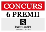 6 x ceas de dama Pierre Lannier