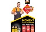 1 x 1.000 de euro, 9 x 500 de lei, 6.300 x pranz la McDonald's