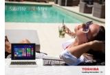 1 x laptop Toshiba Satellite Click Mini
