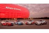 3 x Invitatie de 2 persoane la Audi Cup 2015 (transport + cazare + bilet pentru 2 persoane la Audi Cup 2015)