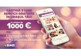 1 x 3 luni de servicii gratuite in valoare de 1000 EUR