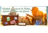 1 x excursie la Roma, 1 x excursie la Madrid, 1 x excursie la Atena, 1 x excursie la Nisa, 10 x voucher Kaufland de 100 ron + geanta termoizolanta