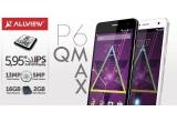 1 x smartphone Allview P6 Qmax