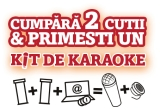 instant: Kit Karaoke Pringles