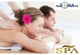 1 x masaj de cuplu aromaterapeutic cu ulei cald la Sandal Spa