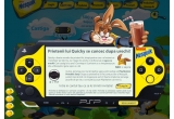 3 x Sony Playstation Portable (PSP), 500 x sapca Nesquik cu urechi<br type=&quot;_moz&quot; />