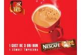 &nbsp;cafea Nescafe pentru un an , un weekend la mare de 1 Mai pentru tine si inca 5 prieteni<br />