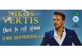 1 x invitatie de doua persoane la concertul lui Nikos Vertis