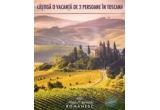 1 x vizita la Crama Budureasca - Vinuri Nobile Romanești, 1 x vacanta in Toscana