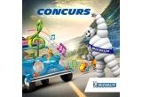 3 x kit de siguranta Michelin (2 veste reflectorizante copii + 1 rucsac + 1 vesta reflectorizanta + 1 adaptor de calatorie + 1 triunghi reflectorizant de avertizare)
