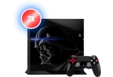 "2 x Darth Vader PlayStation 4, 3 x kit ""Star Wars"""