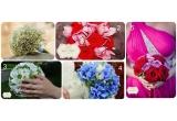 1 x buchet de flori la alegere