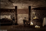 1 x vacanta de Halloween in catacombele din Paris