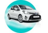 1 x saptamana de Test Drive cu Toyota Yaris cu combustibil inclus, 3 x voucher pentru cursuri de condus inteligent