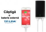1 x baterie externa TP-Link PB50