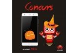 1 x smartphone Huawei P8 Lite, 8 x Selfie Stick Huawei