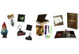 1 x materiale promotionele Goosebumps (breloc/ penar/ agenda/ pitici)