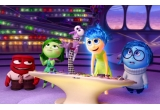 "1 x DVD cu ""Intors pe dos"" / Inside Out"